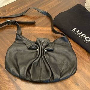 Lupo Barcelona Shoulder bag Crossbody black